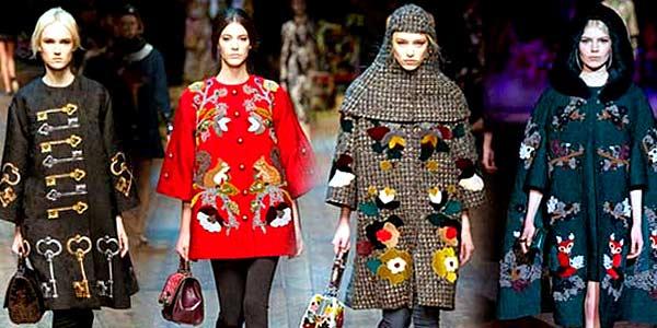 тенденции осенней моды